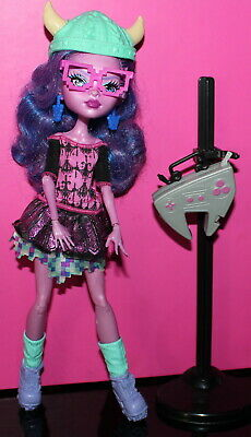 Monster High Kjersti Trollson doll