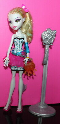 Monster High Dot Dead Gorgeous Lagoona Blue Doll