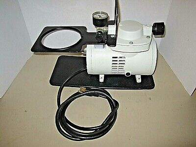 USED Medical Industries Suction Vacuum 2.9A Aspiration Pump Portable 915CA18