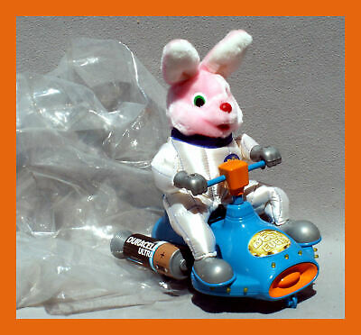 """""""DURACELL""""®   HASE  """"Space Scooter Bunny""""  in Beutel und Ersatzpackung"""