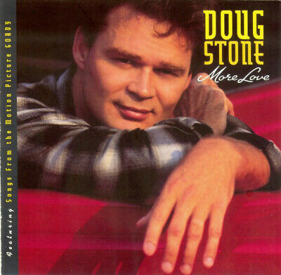 More Love by Stone, Doug CD DISC ONLY #C145