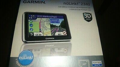 Garmin Nu link 2340 brand new boxed.