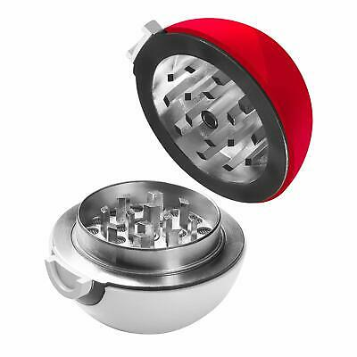Pokemon Pokeball Grinder For Herbs and Spices - 3 Piece