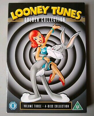 Looney Tunes Golden Collection Volume 3 - 4 DVD collection (region 2)