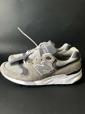 1ba650de1b5bc New Balance 999 Mens Size 5 Made In USA M999CGL Grey Pewter Running Shoe