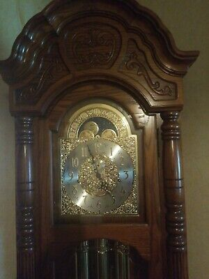 Howard Miller Grandfather Clock - Used but in excellent condition