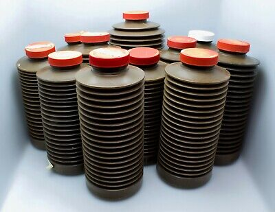 11 pc's Falcon Darkroom Storage Bottles Collapsible Air Reduction Type