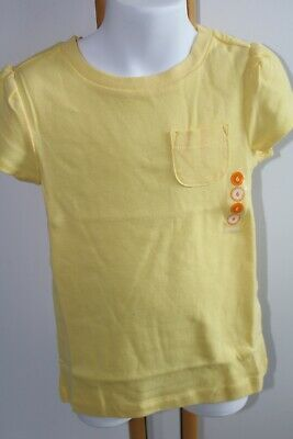 NWT Gymboree Girls Sunny Citrus Sun Kissed Top 4 5 6 /& 7