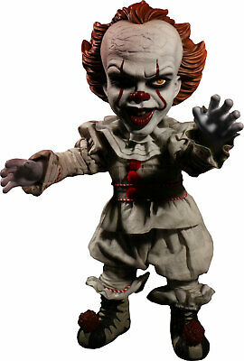 mezco IT Pennywise Talking Figure Designer Series COLLECTIBLE New in Box