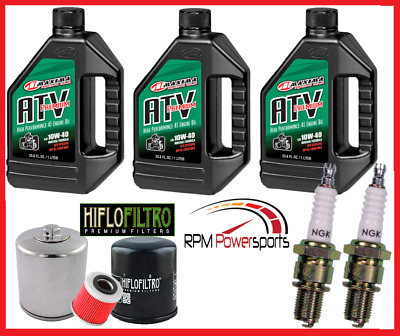 2007 CAN-AM RENEGADE 800 X Engine Oil Change Kit 10W40