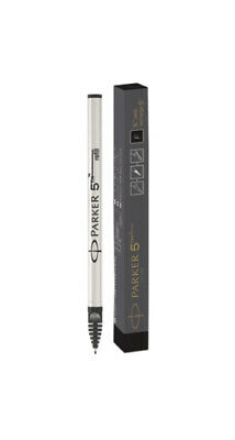 PARKER 1950273 - Black - Fine - Black,White - 1 pc(s) 5TH - BLACK FINE