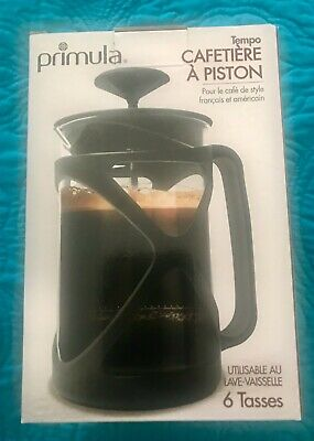 French Press Coffee maker - 6 cup