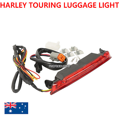 Harley Luggage Rack Tail Light For Harley Electra Street Glide Road king 09-18