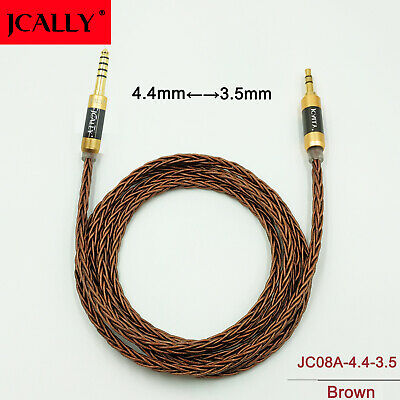 5 PCS KMISE Guitar Cable Instrument Cord 10ft OFC Braided