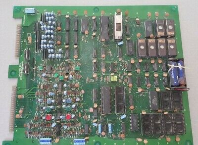 AS IS Arcade Mario Bros, No Jamma,  PCB, Nintendo