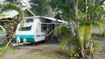 Jayco Freedom 16'  with DOUBLE BED