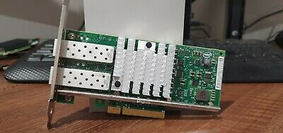 Dell 0XY17 Dual Port 10Gbe Ethernet Network Adapter Card