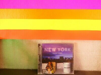 New York: A Love Story [PA] by Mack Wilds (CD, Sep-2013, Louder Than Life