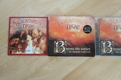 Blackmore`s Night - Beyond the Sunset CD+DVD im Schuber + Bonus Christmas Songs