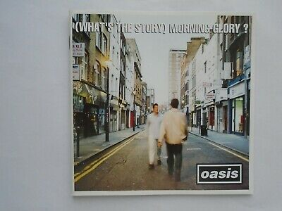 Oasis - (What's The Story) Morning Glory (CD 1995)