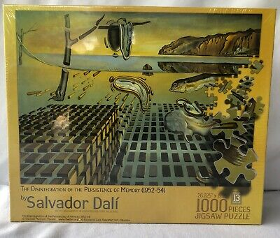 750 PC PUZZLE Salvador Dali The Disintegration of the