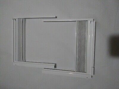 Toshiba Window Air Conditioner RAC-WK05 Accordion Panels UL-KC15-KT right & left