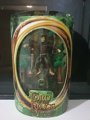 Lord of the Rings - Fellowship of the Ring - Frodo Figure
