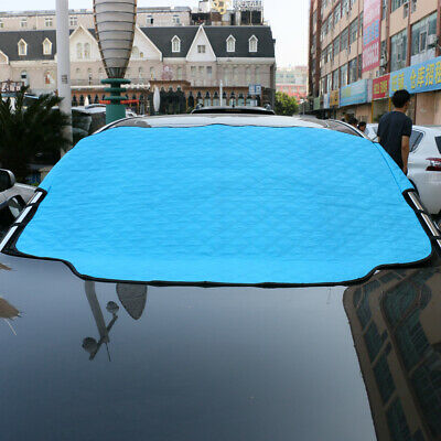 Auto Front Windshield Cover Sun Shield Snow Frost Freeze Window Protector PVC