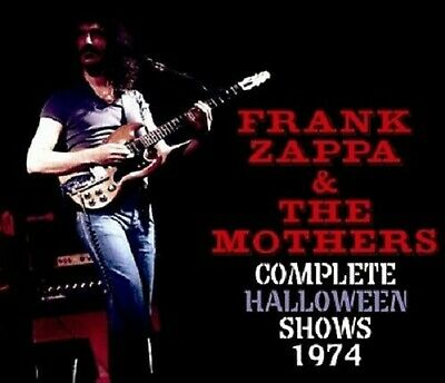 Frank Zappa - Complete Halloween Shows 1974 New