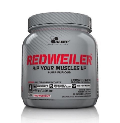 Redweiler Olimp Nutrition 480g punch