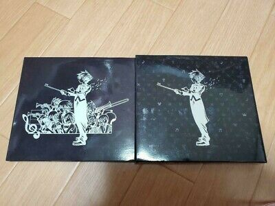 Kingdom Hearts Orchestra World of Tres Venue Limited CD Album FROM JAPAN USED