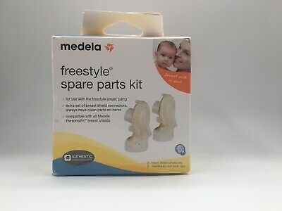 New Medela Freestyle Spare Parts Kit #67061 Retail Pack For Breastpump