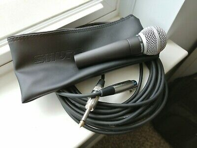 SHURE SM58-CN Handheld Dynamic Vocal Microphone with Cable