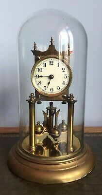Antique 400 Day Anniversary Torsion Clock