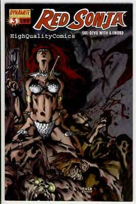RED SONJA #3, NM, She-Devil, Sword, Mel Rubi, 2005, , more RS in store