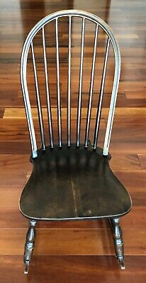 Old Windsor Armless Rocking Chair