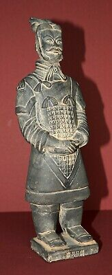 "Old Item ~ Xian Terracotta ~ Early Replica ~ 10""General"