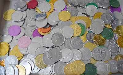 Lot Of 269 New Orleans Mardi Gras Parade Doubloons 1964-1980's
