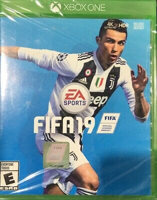 FIFA 19 - Xbox One EA sports Brand New