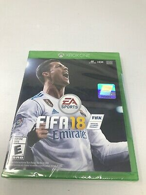 FIFA 18 (Microsoft Xbox One, 2017) EA Sports Brand New