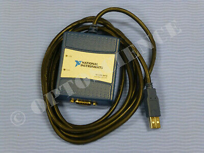 National Instruments NI USB-8472 CAN Interface Device 194210D-12L