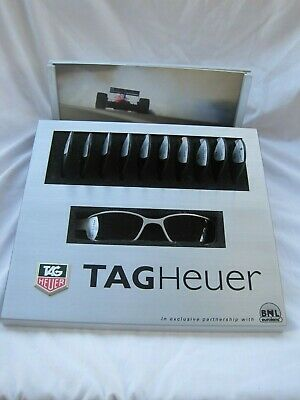 Rare Tag Heuer Advertising Shop Display For Sunglass Lenses