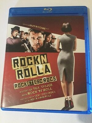 RocknRolla (Blu-ray Disc, 2009, 2-Disc Set, Canadian Blu-Ray)