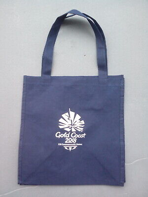 Gold Coast Commonwealth Games 2018 Tote Shopping Pet Bag Reusable Collector Item