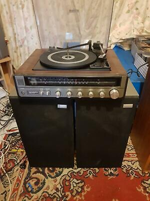 Fully restored hanimex record player and speakers
