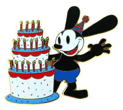 2017 Disney Oswald the Lucky Rabbit 90th Anniversary LE-200 Pin