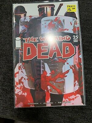 The Walking Dead 25 Image Comics NM