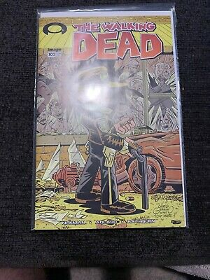 The Walking Dead 103 Variant Image Comics NM