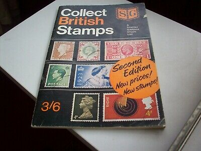 1969 5th Edition Collect British Stamps Stanley Gibbons 3/6