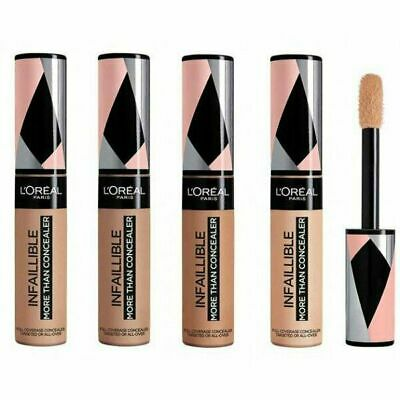 LOREAL Infallible More Than Concealer 11ml SEALED - various shades